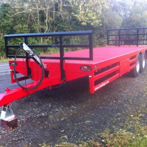 Bale Trailers