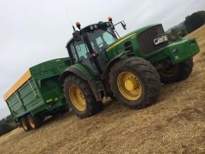 Beall Grain Blower