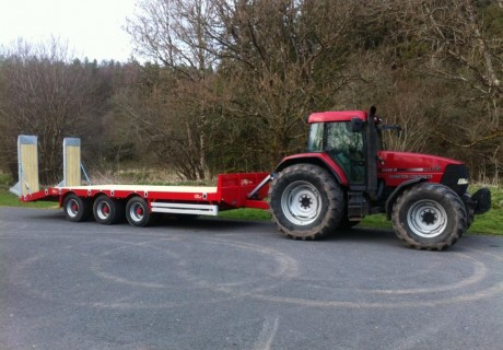 Multi Task Low Loader
