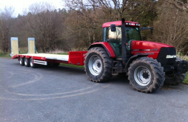 Beall Extendable Low-loader