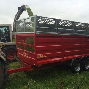 Grain / Silage Trailer