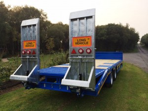 RSA Compliant Low Loader